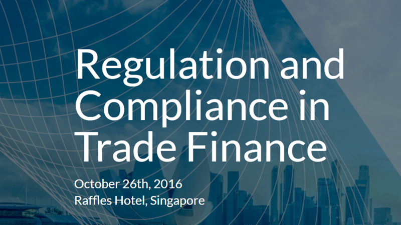 Regulation and Compliance in Trade Finance