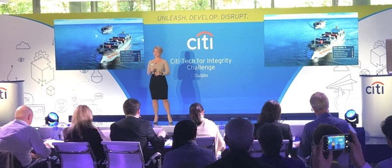 Pole Star win Microsoft BizSpark+ Award at the Citi® Tech For Integrity Challenge