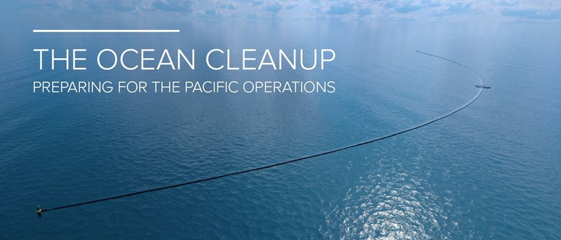 Pole Star Provides Satellite AIS Data for The Ocean Cleanup